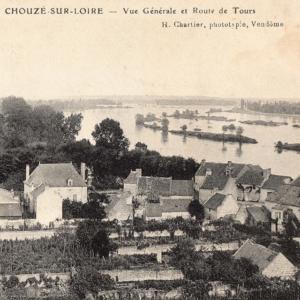 Chouzé comptait 3550 habitants en 1801