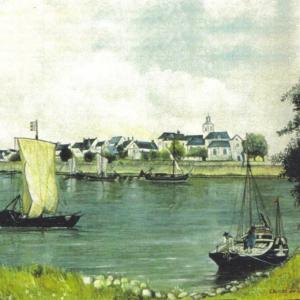 Le port est agrandi