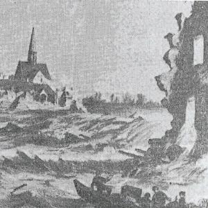 La crue du 4 juin 1856