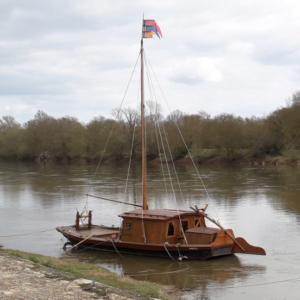 La Martinienne II est mise à l'eau