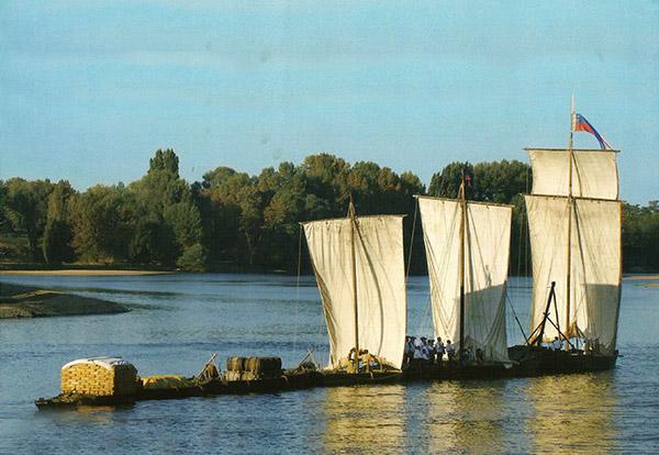 La batellerie de Loire