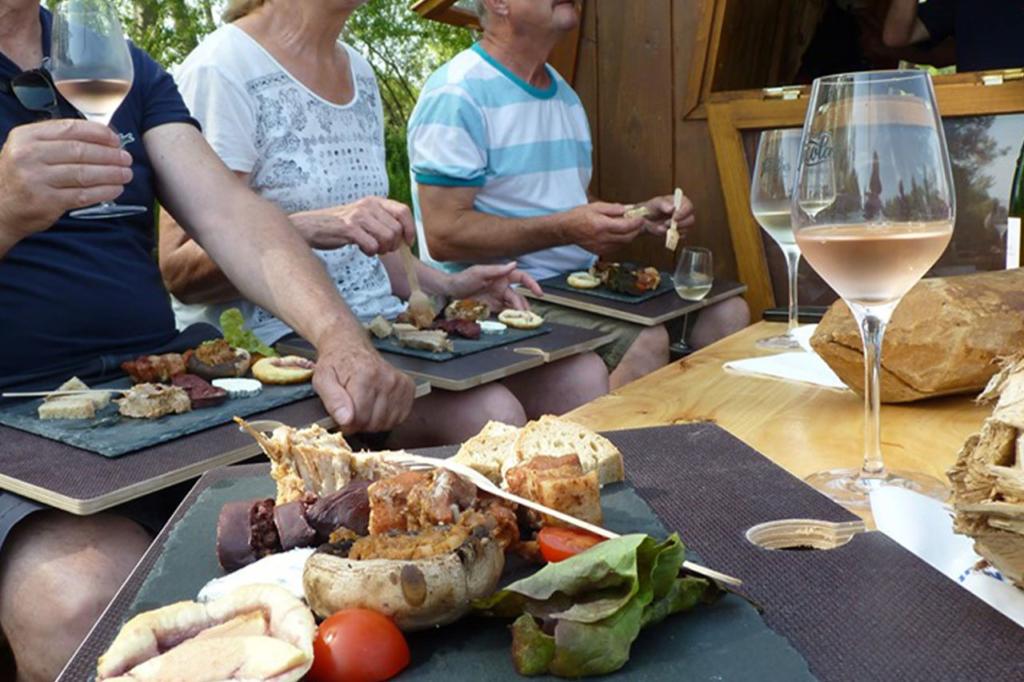 Gourmandises en Loire