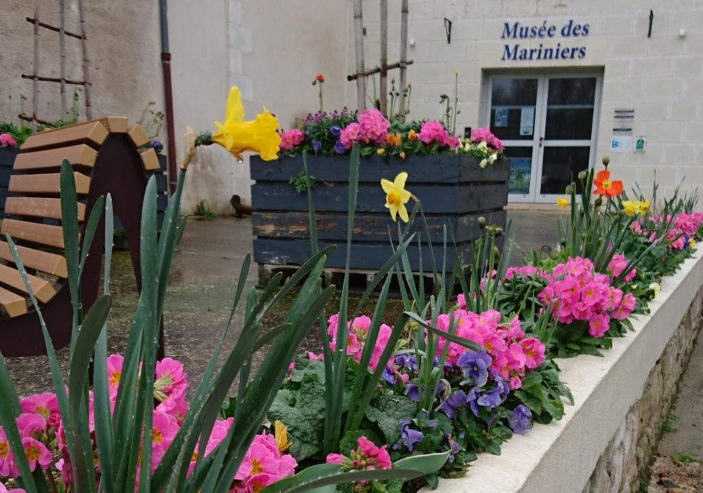 Le printemps au musée